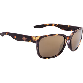 Alpina Darcon Glasses brown-honey marble
